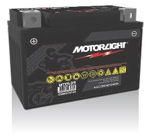 Bateria Motorlight MTX8-BS 12V CBR 600 XT 600 DR 650 GSX 750F Apos 1998 Spacy CB 500 Shadow KTM 400/620/6 40 KL