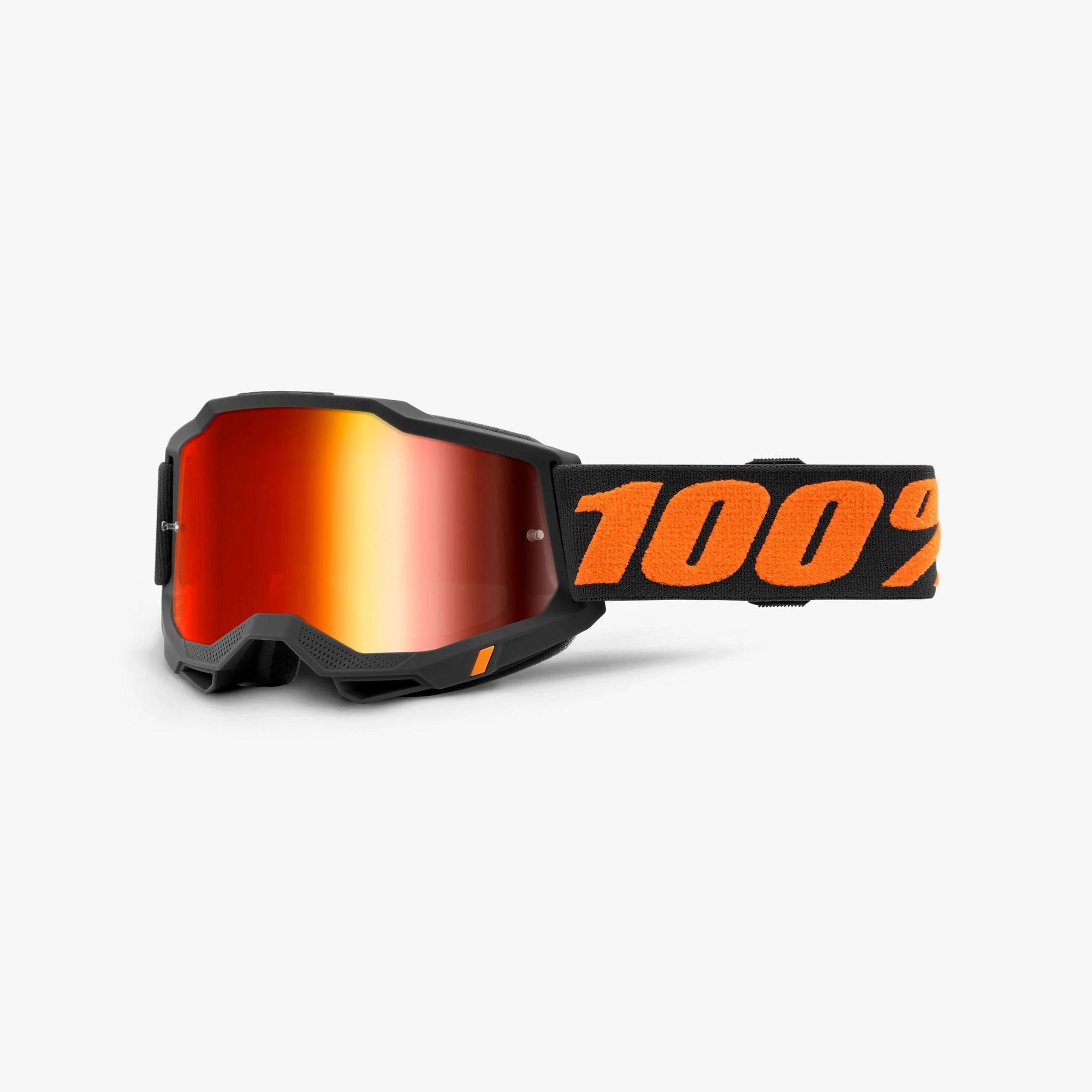 Óculos 100% Accuri 2 Chicago Cinza Escuro