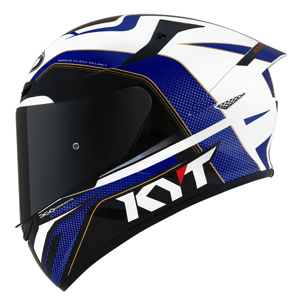 Capacete KYT TT Course Grand Prix