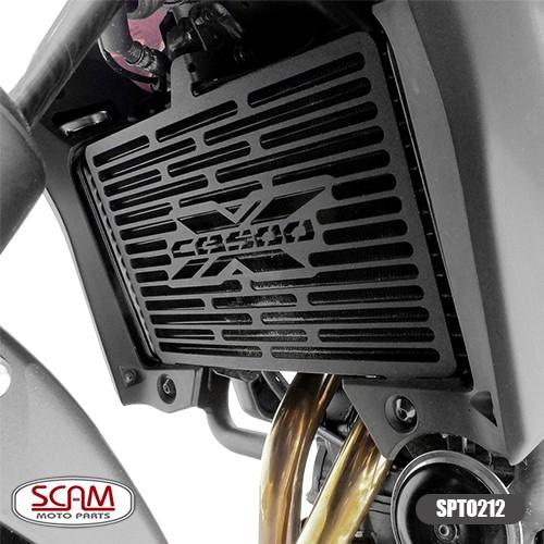 Protetor Radiador Scam Aplicável Honda CB 500x 2013