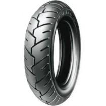 Pneu Traseiro Dianteiro 3.50-10 Michelin Tubeless Sem Camara Burgman Axis