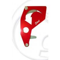 Protetor Pinhão Start CRF 230 (Alumínio Vermelho)