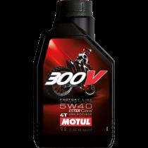 Óleo Motor Motul 300V 5W-40 Factor Line (1 Litro)