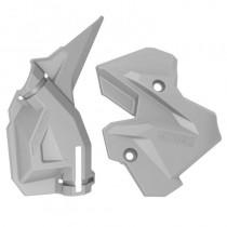 Protetor Quadro Anker CRF 250f (Par) Cinza