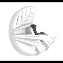 Protetor Disco Freio Dianteiro Beta RR 2t/4t 2019/21 Branco