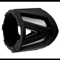 Protetor Escape (200-330mm/7.8-11.8 IN) Preto