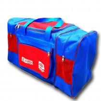 Bolsa Equipamentos Eriton Motos Beta Azul/Vermelho