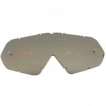 Lente Óculos Mattos Racing Combat Espelhada Prata
