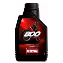 Óleo 2T Motul Factory Line 800 Competição