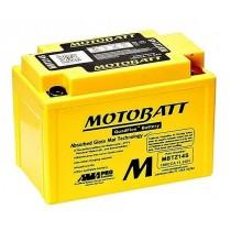Bateria Motobatt Mbtz14s 12V (4 Pólos) Aplicável Honda NC 700 CB 1300 KTM 950/990 Adventure 990 Superduke/Supermoto 1190 Adventure