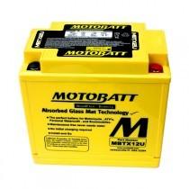 Bateria Motobatt Mbtx16u 12v/19ah (Comp:151/Larg:87/Alt:161) Suzuki VL 1500 Intruder Triumph Tiger 80 0 Tiger 800 XC