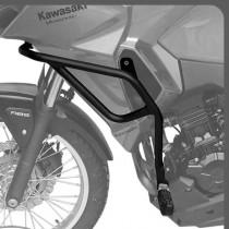 Protetor Motor E Carenagem Com Pedaleira Scam Aplicável Kawasaki Versys 300 2018 ED