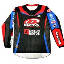 Camisa Eriton Motos Beta