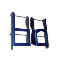 Protetor Radiador Sherco 250f 2013/2014 Azul