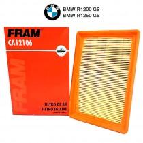 Filtro Ar Bmw R1200/1250gs Adventure/sport 2013 Até 2022