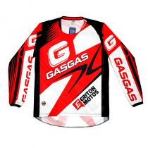 Camisa Eriton Motos GAS GAS