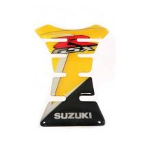 Proteção Tanque Orbital Aplicável GXR Yellow Suzuki Gran