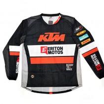 Camisa Eriton Motos KTM