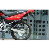 Rabeta Esquerda Vermelha NXR 150 KS Bros 2006