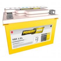 Bateria Pioneiro Mbr6-Bs 12v/6ah BIZ 125 09/11 Bros 150 FAN 125 ES 150 ES/ESd 09/11 NEW CG 150 ES/ESd Bros 150 ES/ESd Titan 150 ES/ESd Xr300 PCX 150