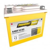 Bateria Pioneiro Mbr14-Bs 12v/13ah BMW F800gs 08/15 F800gs ADV 14/15 F800r 10/15 G650s 10/16 R1200gs 04/15 AD V 06/15 Honda Shadow 750 Ninja Zx-12 00
