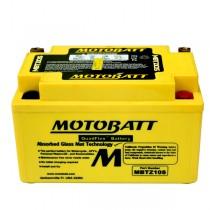 Bateria Motobatt MBTZ10S 12v/8,6ah (4 Polos)