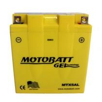 Bateria Motobatt MTX5AL 12v/5ah Gel