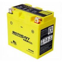 Bateria Motobatt MTZ6S 12v/6ah Gel