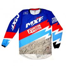 Camisa Eriton Motos MXF