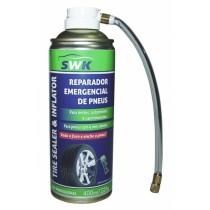 Reparador Pneu Tire Sealer & Inflator