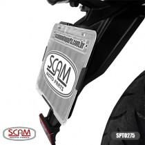 Suporte Placa Scam Aplicável Honda CTX 700n