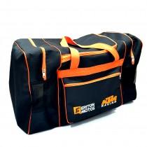 Bolsa Equipamentos Eriton Motos KTM Preto/Laranja
