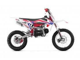 Moto Cross MXF 125cc Pro Series - Vermelha